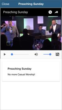 VCP Church screenshot 2
