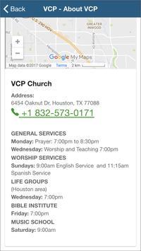 VCP Church screenshot 3