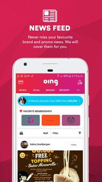 OING – Go Cardless Membership screenshot 3