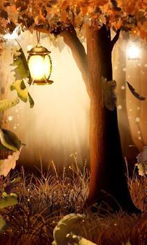 Autumn live wallpaper screenshot 2