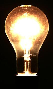 Electric bulb live wallpaper screenshot 2