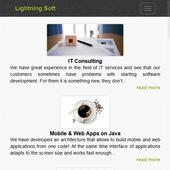 Lightning Soft icon