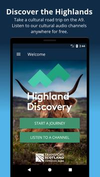 Highland Discovery poster