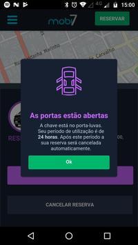 Mobi7 Car Sharing poster