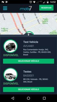 Mobi7 Car Sharing screenshot 1