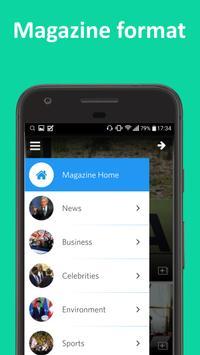 News Magazine apk screenshot