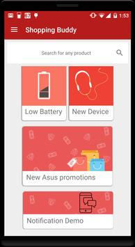 Asus Shopping Demo screenshot 1