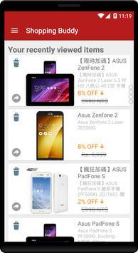 Asus Shopping Demo screenshot 4