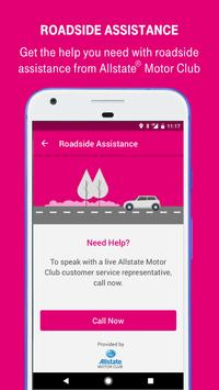 T-Mobile SyncUP DRIVE apk screenshot