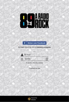 89Rock10 A Rádio Rock apk screenshot