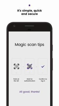 Magic Password apk screenshot
