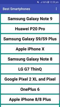 Best Smartphones poster
