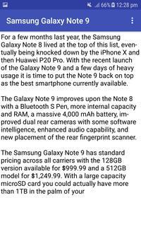 Best Smartphones screenshot 1