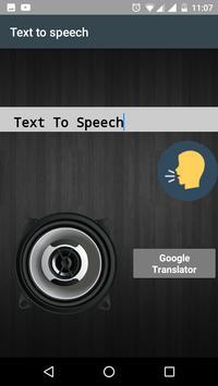 Text To Speech screenshot 2