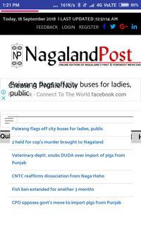 Nagaland Newspapers All Nagaland Newspapers screenshot 2