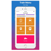 Live Train Status and Spot Booking icon