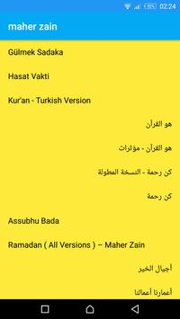maher zain Top islamic music English Songs 2018 poster