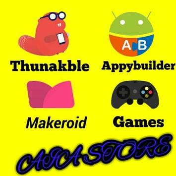 Thunkable Aia File,Appybuilder,Makeroid Aia Store 1 1 (Android