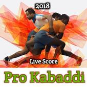 Kabaddi Live Score | Kabaddi 2018 Schedule, Teams icon