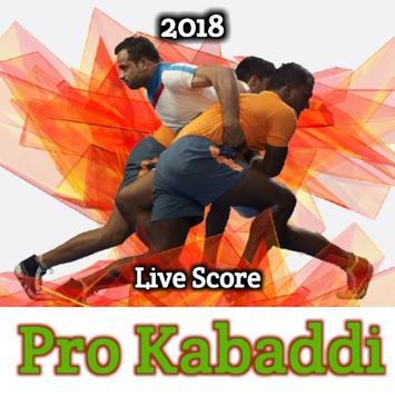 Kabaddi Live Score | Kabaddi 2018 Schedule, Teams poster