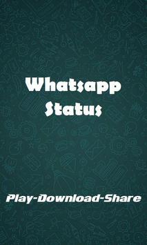 WhatsappStatus poster
