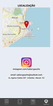 Sabor Gaúcho Fidelidade screenshot 3