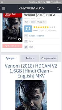 Khatrimaza Movie Downloader screenshot 2