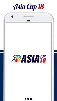 Asia Cup 2018 poster