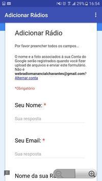 Web Rádios Top screenshot 6