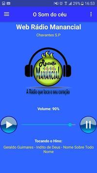 Web Rádios Top screenshot 1