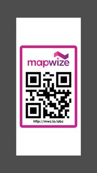 Mapwize Manager poster