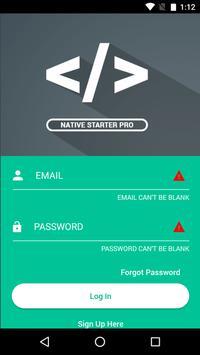 Strap NativeStarterPro Backend screenshot 1