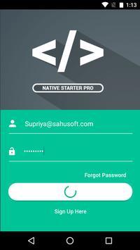 Strap NativeStarterPro Backend screenshot 3
