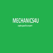 Mechanics4u.in - aapke gaadi ka expert icon