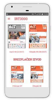 IRT3000 poster