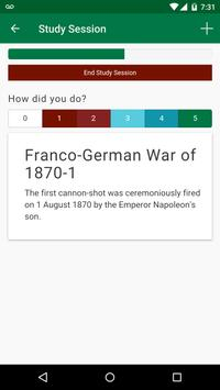 Memoread - Smarter Flashcards apk screenshot