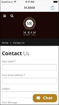 M.Ram apk screenshot