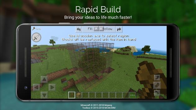 6 Schermata Toolbox for Minecraft: PE