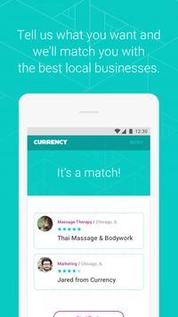 Currency - Bartering apk screenshot
