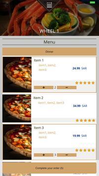 Food Wheels screenshot 2