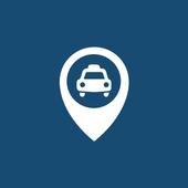 Strap Taxi App UI icon