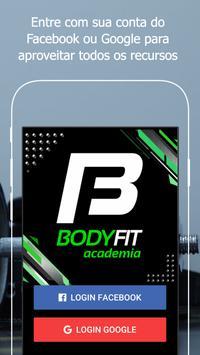 BodyFit Academia screenshot 4