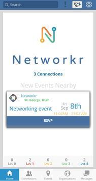 Networkr screenshot 1