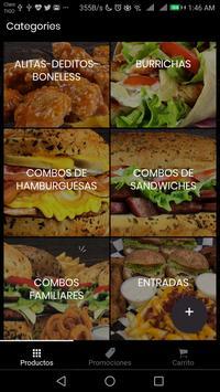 Nichas Burger screenshot 4