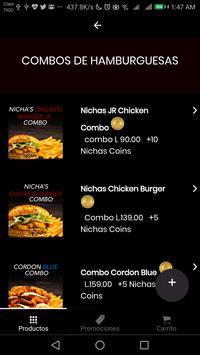 Nichas Burger screenshot 5