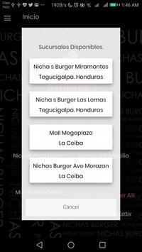 Nichas Burger apk screenshot