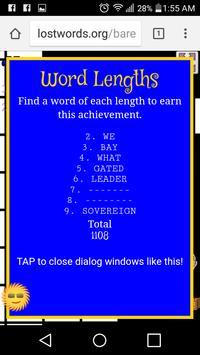 Lostwords screenshot 3