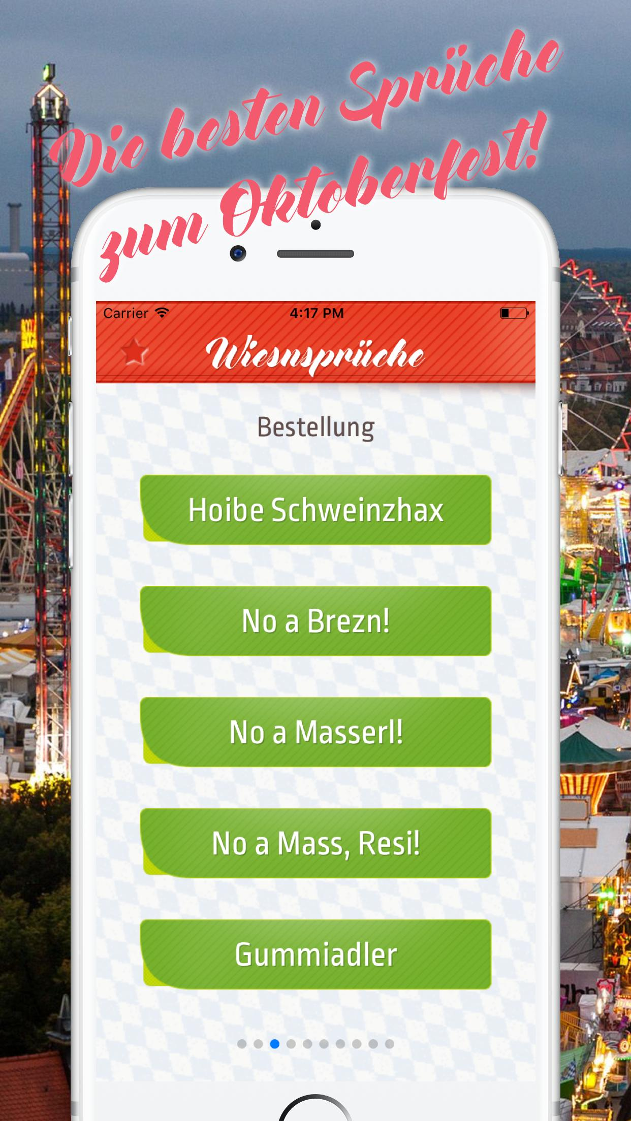 Wiesnsprüche For Android Apk Download