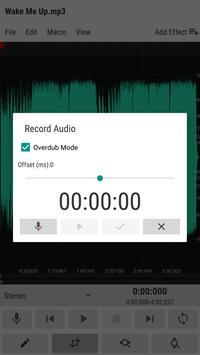 WavStudio™ Audio Recorder & Editor (Unreleased) screenshot 5