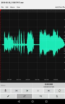 WavStudio™ Audio Recorder & Editor (Unreleased) screenshot 9